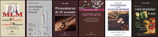 Colectia FAILLA – 6 titluri